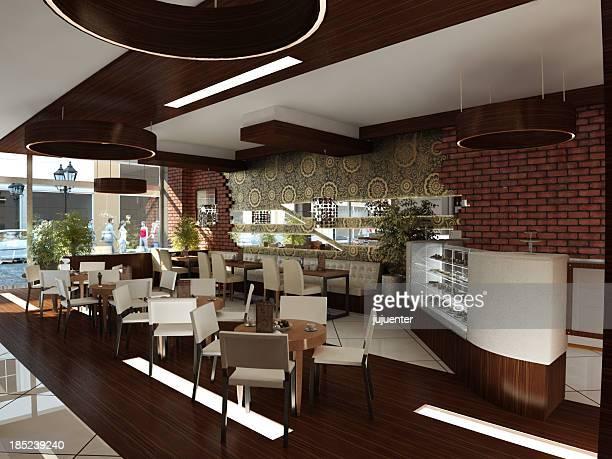 "cafe Restaurant """