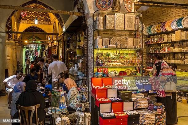 Cafe & shop in the Grand Bazaar