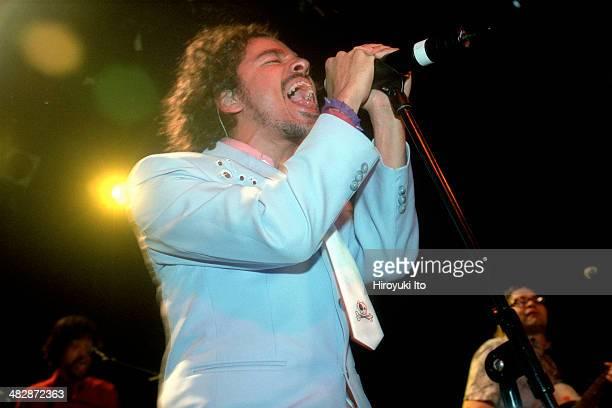 Cafe Tacuba performing at Bowery Ballroom on Tuesday night August 5 2003This imageRubén Isaac Albarrán Ortega
