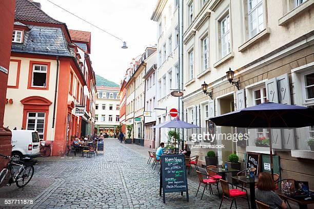 Cafés und Restaurants in Kettengasse Heidelberg