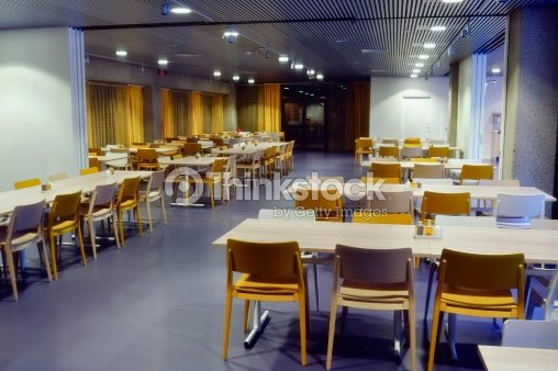 Caf t ria lint rieur photo thinkstock for Emploi cuisinier cantine scolaire