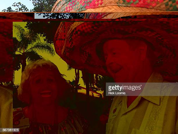 CAfoundersJohnson0922RL––Nora and Bill Johnson attend the 'Fiesta Diez' put on by Founders Plus inside the home of Elizabeth and Tom Tierney in...