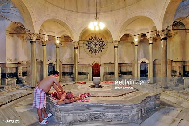 Cagaloglu Hammam (Turkish baths).
