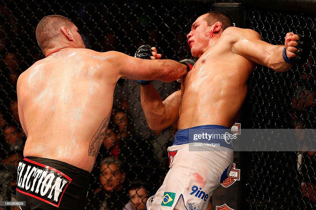 UFC 166 - Velasquez v Dos Santos 3
