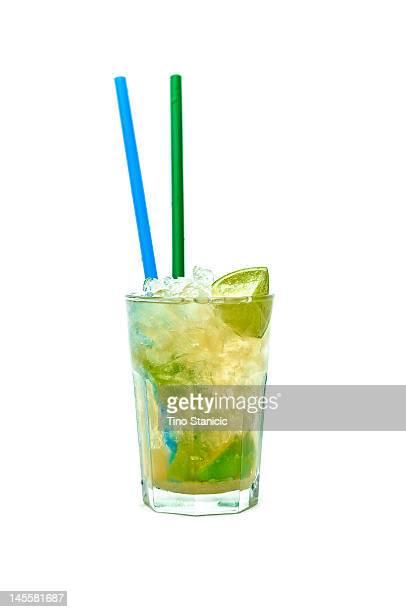 Caipirinha  & capiroska cocktail