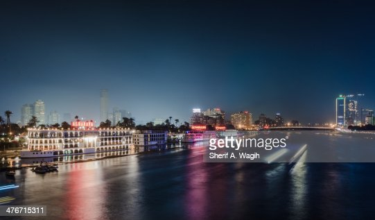 Cairo beauty on the Nile