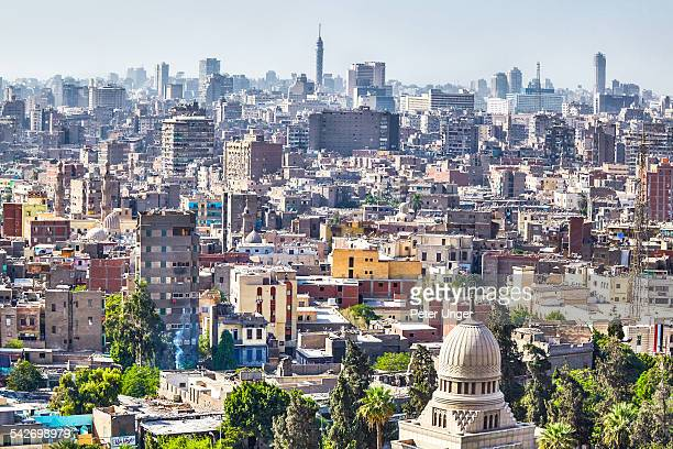 Cairo City skyline