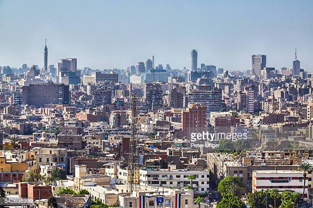 Cairo City skyline