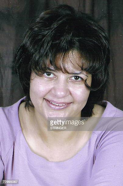 An undated picture shows Howayda Taha a producer for Qatar's AlJazeera Documentary channel who was charged 13 January 2007 with 'harming Egypt's...