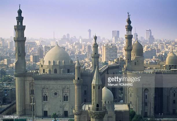 Cairo from citadel