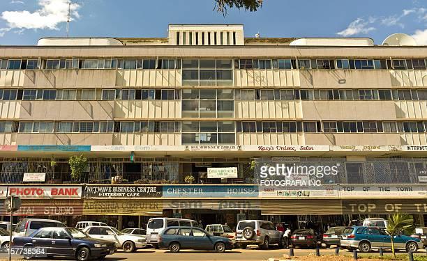 Cairo Road, Lusaka