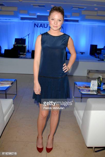 Caitlin Doubleday attends GQ World Oceans Day Party at Sunset Tower Hotel on June 8 2010 in West Hollywood California
