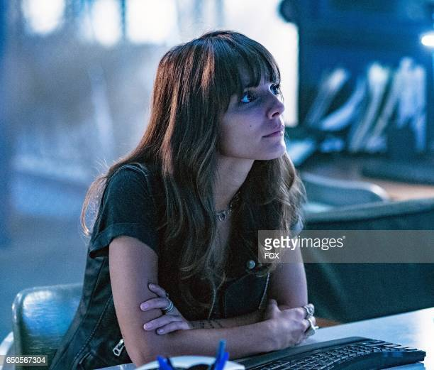 Caitlin Stasey in the allnew 'Signal Loss' episode of APB airing Monday Feb 27 on FOX