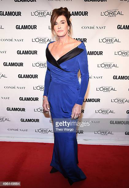 Caitlyn Jenner attends Glamour's 25th Anniversary Women Of The Year Awards at Carnegie Hall on November 9 2015 in New York City