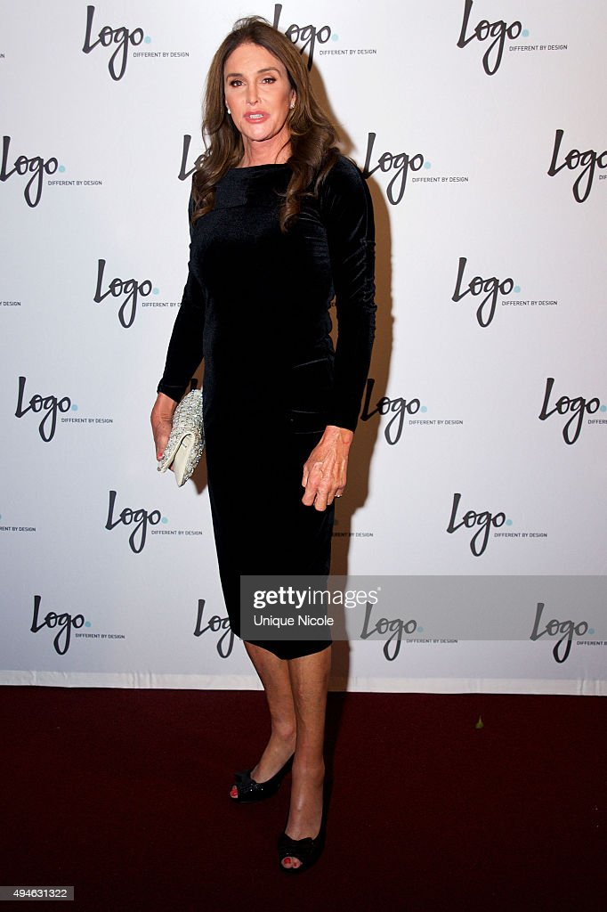 Caitlyn Jenner attends Logo TV's 'Beautiful As I Want To Be' web series launch party at The Standard Hotel on October 27 2015 in Los Angeles...