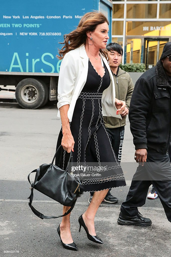 <a gi-track='captionPersonalityLinkClicked' href=/galleries/search?phrase=Caitlyn+Jenner&family=editorial&specificpeople=14645183 ng-click='$event.stopPropagation()'>Caitlyn Jenner</a> is seen on February 10, 2016 in New York City.