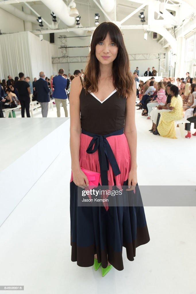Delpozo - Front Row - September 2017 - New York Fashion Week