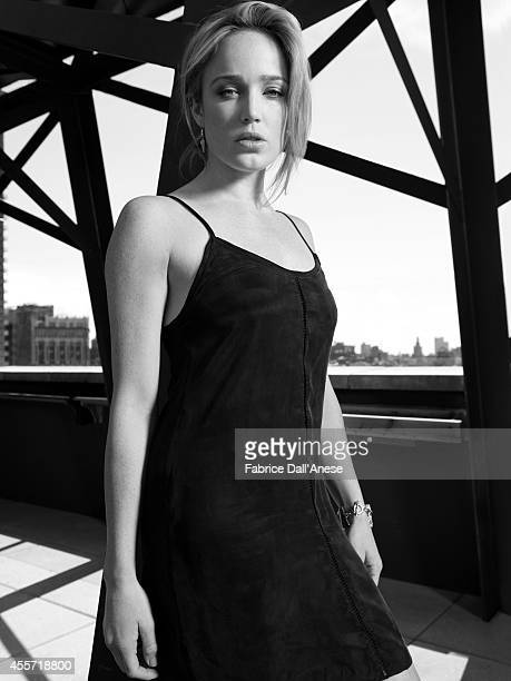 Caity Lotz is photographed for Self Assignment in New York City