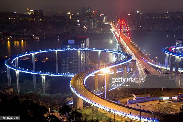 Caiyuanba Bridge, Chongqing, China
