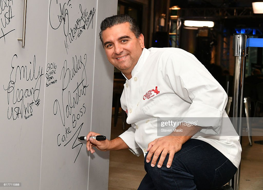 The Build Series Presents: Cake Boss Buddy Valastro Discussing His Project Rethink Sweet