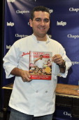'Cake Boss' Star Buddy Valastro visits Indigo to promote his new book 'Baking with the Cake Boss 100 of Buddy's Best Recipes and Decorating Secrets'...