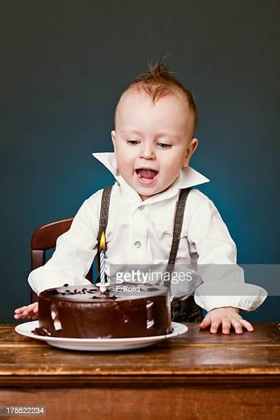 Cake & Boy