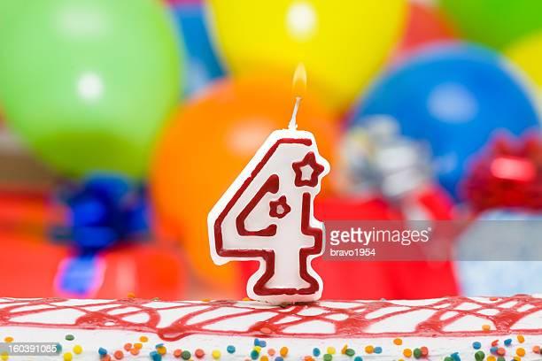 Quarto Torta di compleanno per
