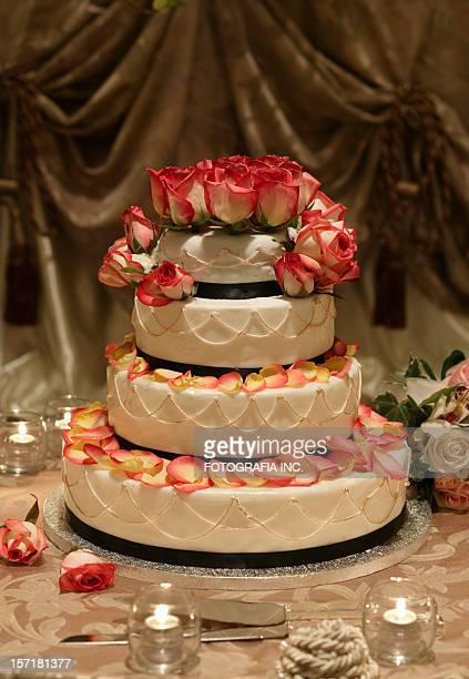 のウェディングケーキ