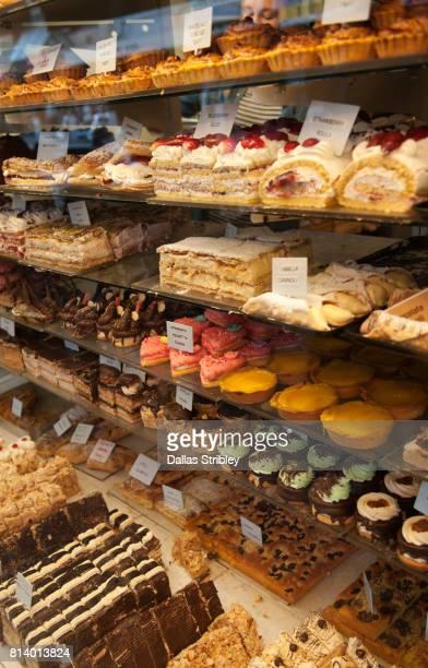 Cake shop in St Kilda
