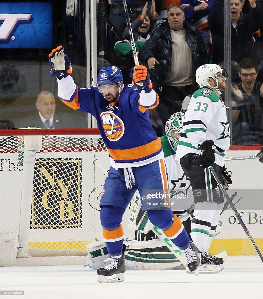 Dallas Stars v New York Islanders