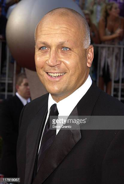 Cal Ripken Jr during 2002 ESPY Awards Arrivals at The Kodak Theater in Hollywood California United States