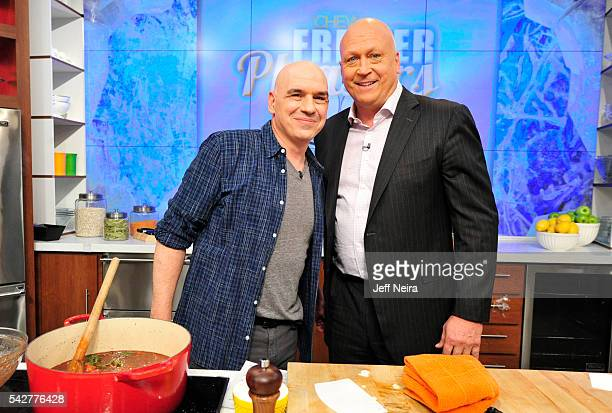 THE CHEW Cal Ripken Jr is a guest on THE CHEW airing Thursday June 23 2016 'The Chew' airs MONDAY FRIDAY on the ABC Television Network