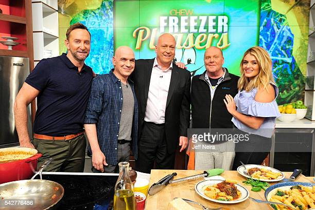 THE CHEW Cal Ripken Jr is a guest on THE CHEW airing Thursday June 23 2016 'The Chew' airs MONDAY FRIDAY on the ABC Television Network OZ