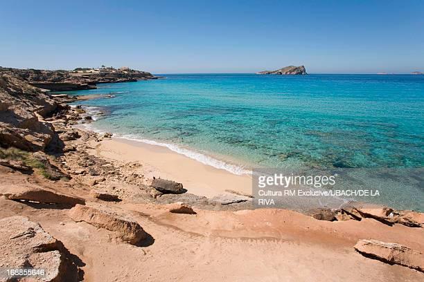 Cala Comte (Comte Beach), Ibiza
