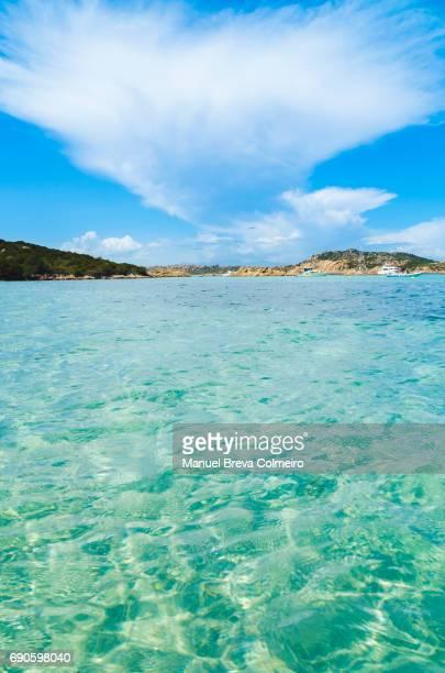 Cala dei Cavaliere, island of Budelli, La Maddalena Archipelago, Sardinia, Italy