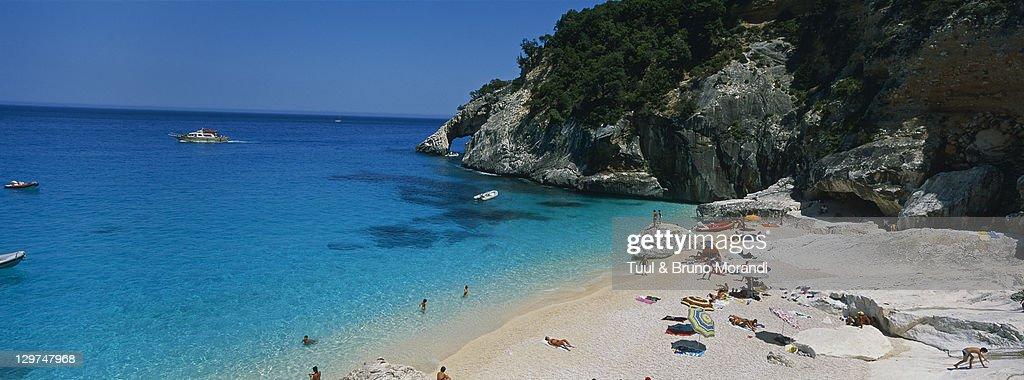 Orosei Italy  city photos : Cala Goloritze Orosei Gulf Sardinia Italy Stock Photo | Getty Images