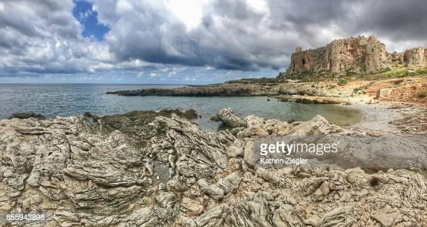 Cala Isolidda near San Vito lo Capo, Sicily