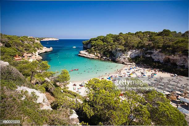 Cala Llombards Mallorca beach