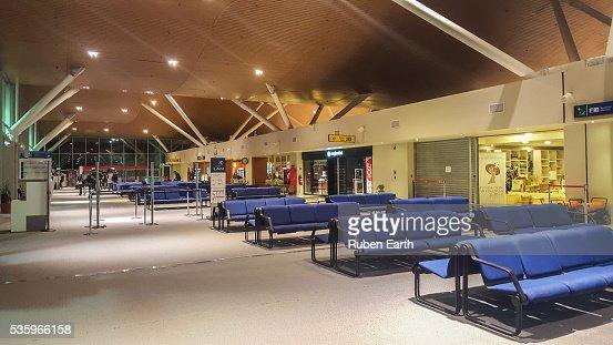 Calama Airport terminal : Stock Photo