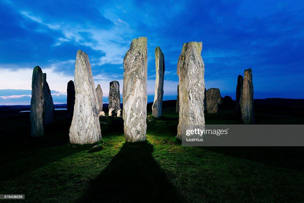 Calanais Standing Stones, Scotland