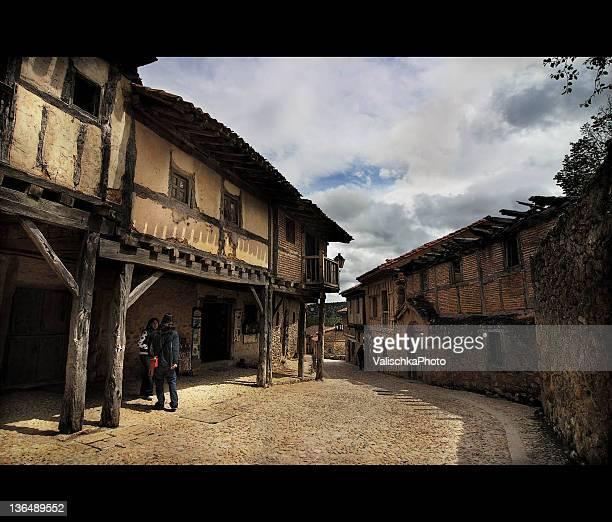 Calatanazor medieval city