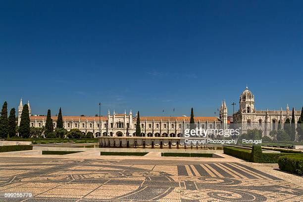 Calcada Portuguesa, Mosteiro dos Jerónimos, Belem