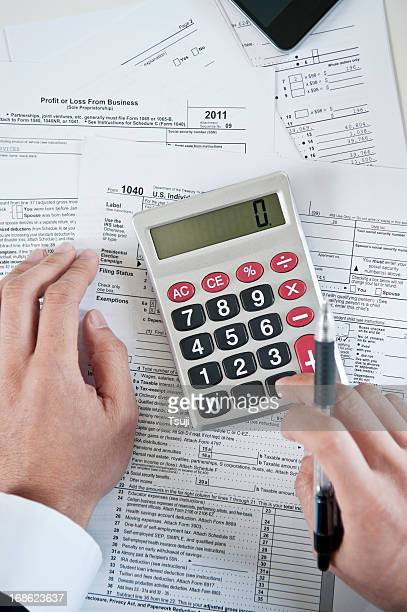 Calculer les taxes