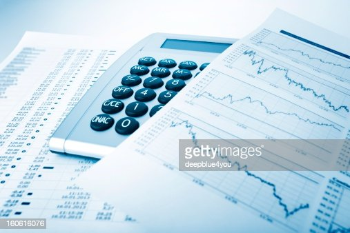 Calculator and charts