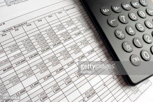 Calculator and Spreadsheet