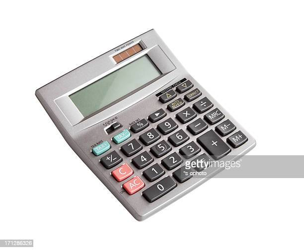 Calculator +Clipping Path