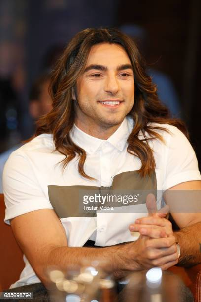Cale Kalay is seen during the NDR Talk Show on May 19 2017 in Hamburg Germany