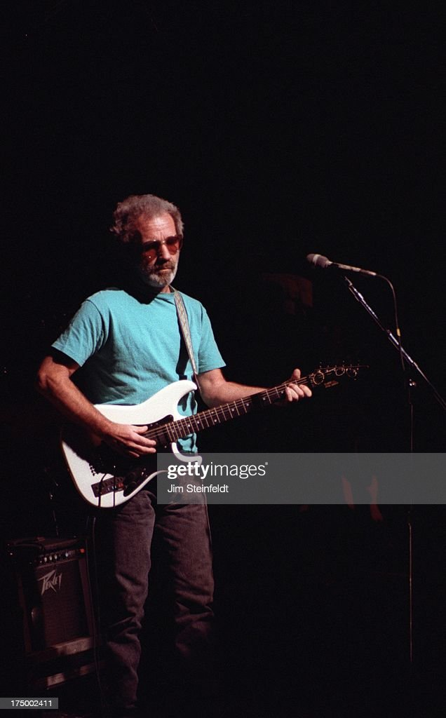 J Cale performs at Center Stage in Atlanta Georgia on June 17 1990