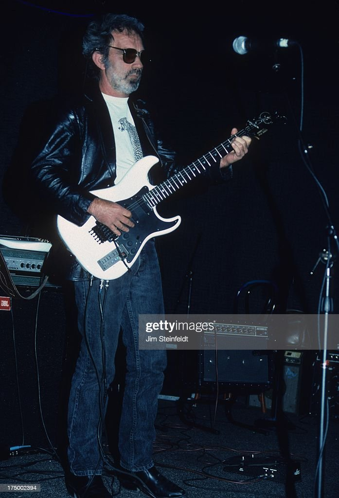 J Cale performs at the Fine Line Music Cafe in Minneapolis Minnesota on September 5 1988