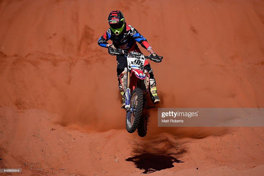 race desert